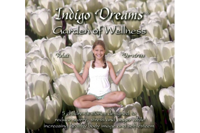 Indigo Dreams Garden of Wellness CD