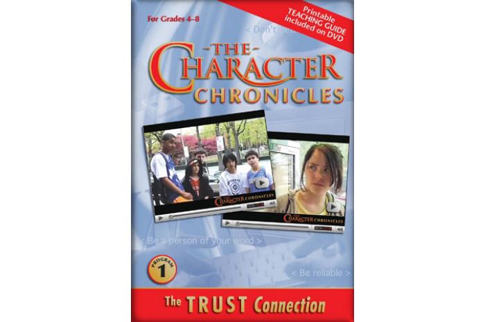 The Character Chronicles: The Trust Connection (Disk 1)