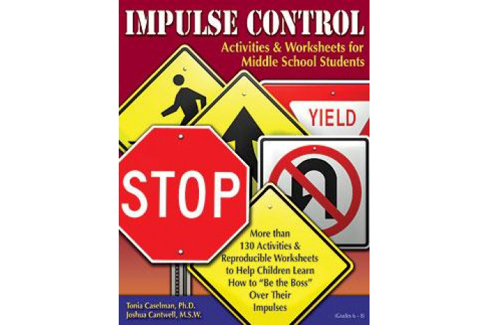 Impulse Control Activities for Middle School Students