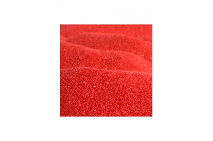Sandtastik Colored Play Sand - 25lbs - Red