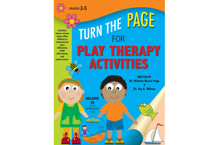 Turn the Page: Play Therapy Activities