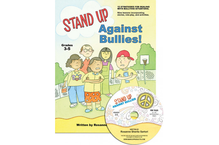 Stand Up Against Bullies (Grades 3-5) with CD