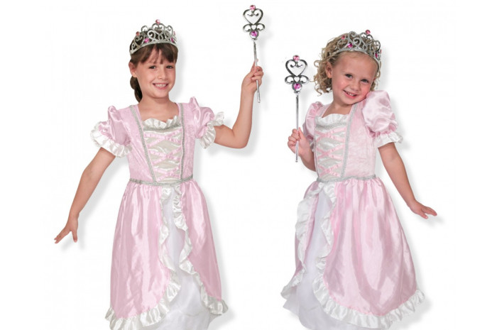 Princess Dress-Up Set