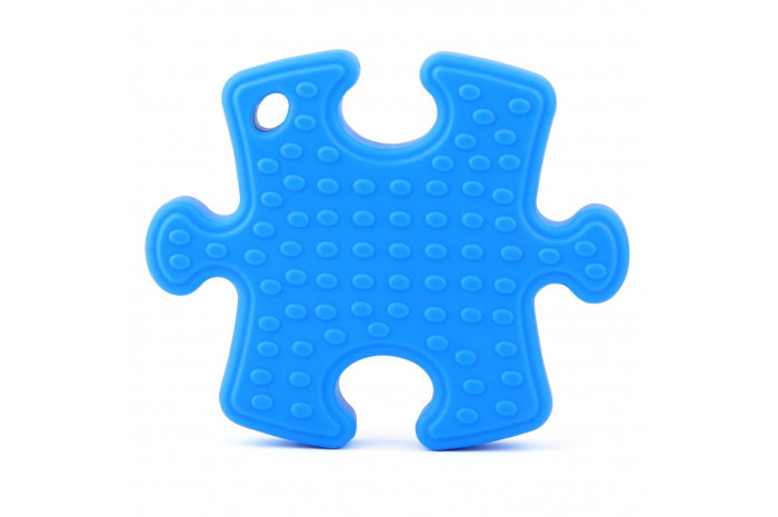Chewable Puzzle Piece