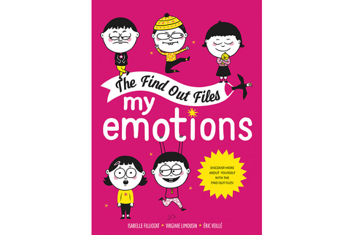 My Emotions Activity Book