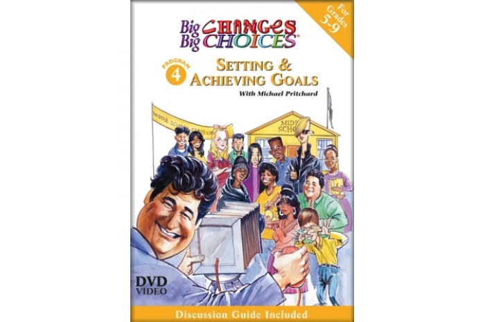 Big Changes Big Choices: Setting and Achieving Goals DVD