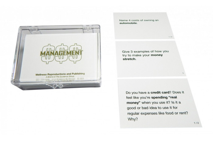 Money Management Card Deck
