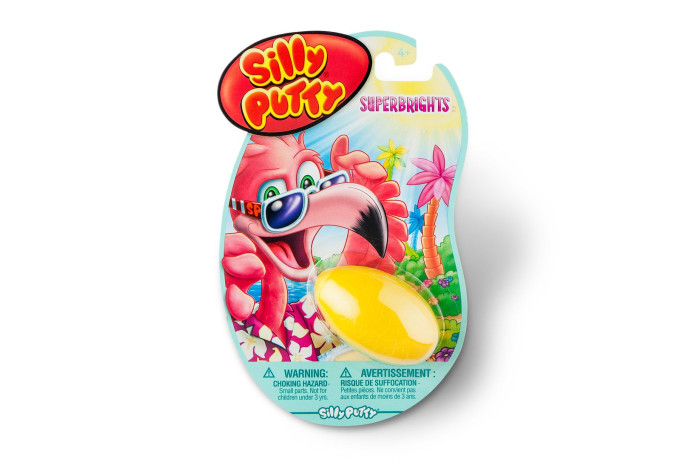 Silly Putty Superbrights