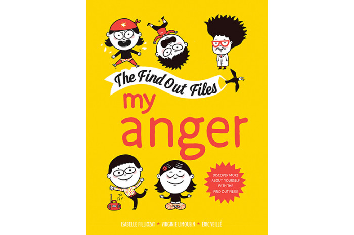 My Anger Activity Book