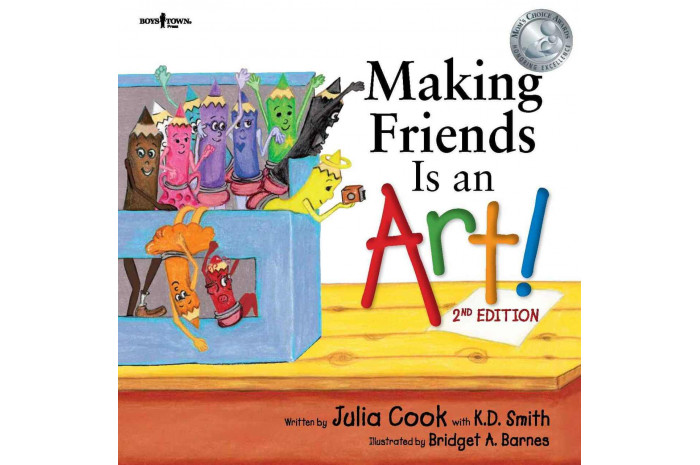 Making Friends Is an Art! (2nd Edition)