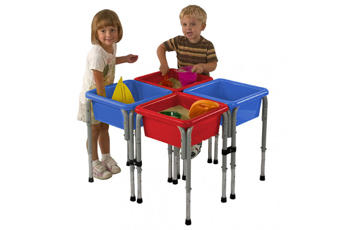 Sand and Water Table (4 Station)