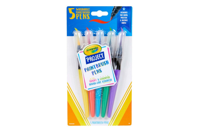 Crayola Paintbrush Pens