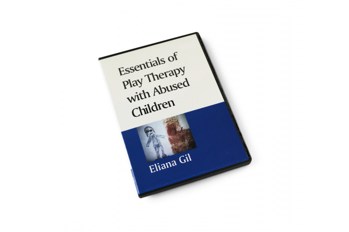 Essentials of Play Therapy with Abused Children DVD - Eliana Gil
