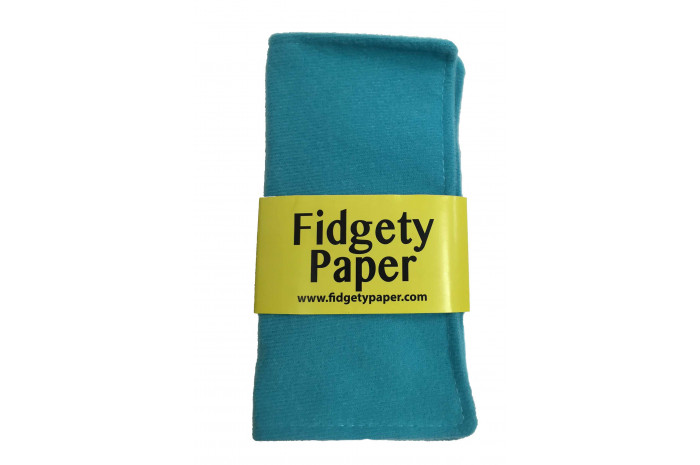 Fidgety Paper - Turquoise