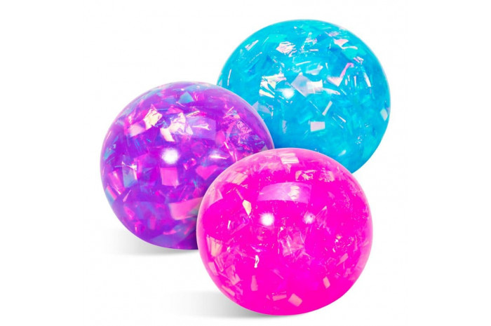 Crystal Squeeze Stress Ball