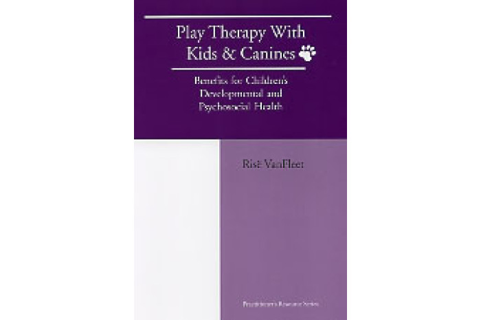 Play Therapy With Kids & Canines