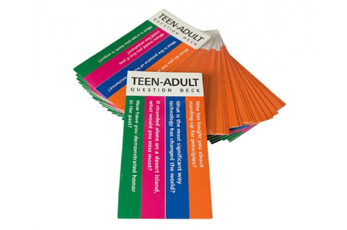 Totika Teen-Adult Principles, Values, & Beliefs Card Deck