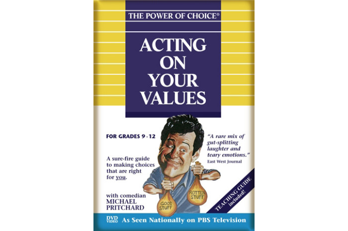 The Power of Choice: Acting on Your Values (Volume 2)