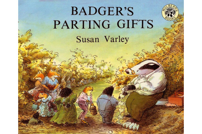 Badger's Parting Gifts (paperback)