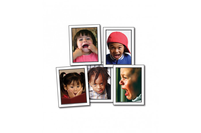 Facial Expression Learning Cards