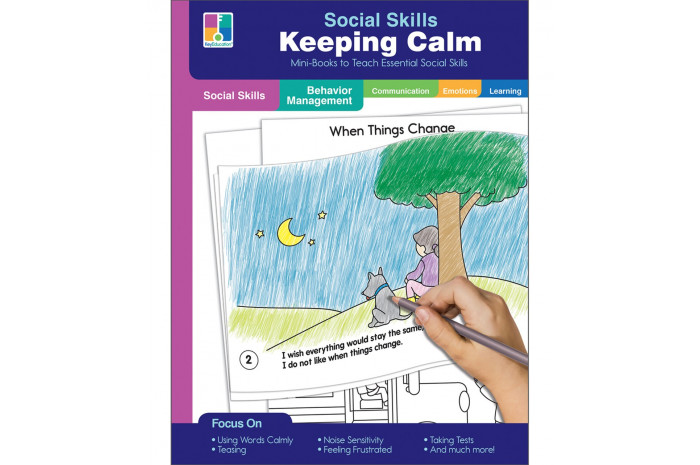 Keeping Calm Resource Book (Grades PK-2)