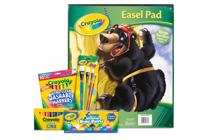 Crayola Easel Supplies Kit