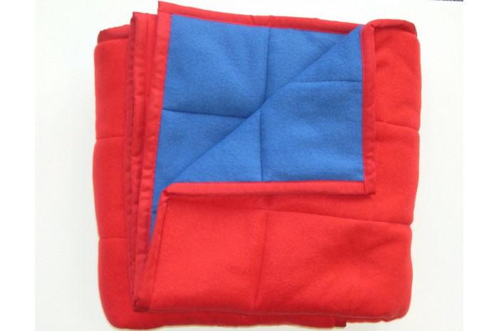 Weighted Blanket (Red & Blue)