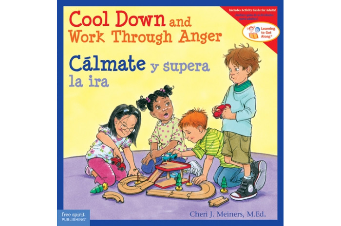 Cool Down and Work Through Anger (Spanish/English Bilingual)