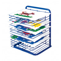 Large Drying Rack Let Artwork Dry Without Hogging All Of Your Table Space Up To 15 Paintings Can Dry At A Time On Thi